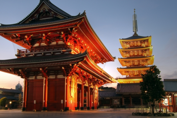 Amber Mezbourian&#8217;s Guide to Japan Featured Image