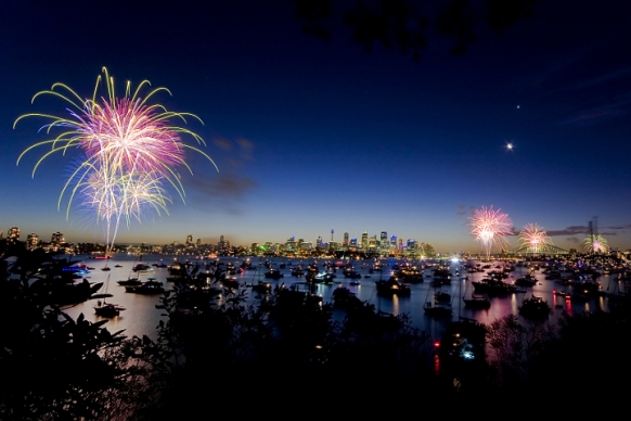 5 Places to Spend New Year's Eve Featured Image