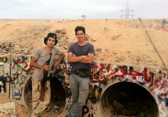 Heading to War: A Journalist in Libya Featured Image