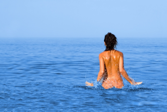 Nudists seek 'anti-ogling' ban at beach Featured Image
