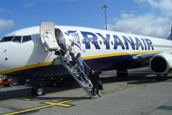 Ryanair boss says, &quot;seat belts don&#8217;t matter&quot; Featured Image
