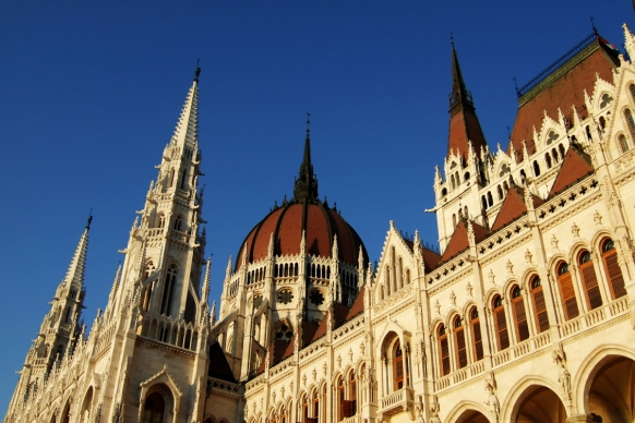 Backpacking in Central Europe: From Hungary to Bosnia Featured Image