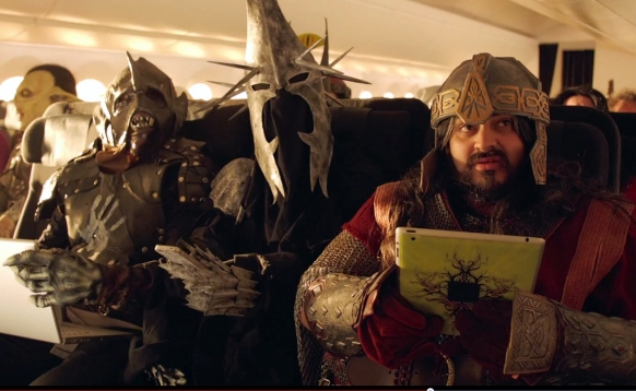 Air New Zealand launches funny safety video Featured Image