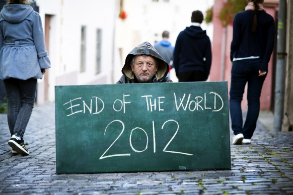 It's the end of the world Featured Image