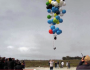Adventurer flies by helium balloons in South Africa Featured Image