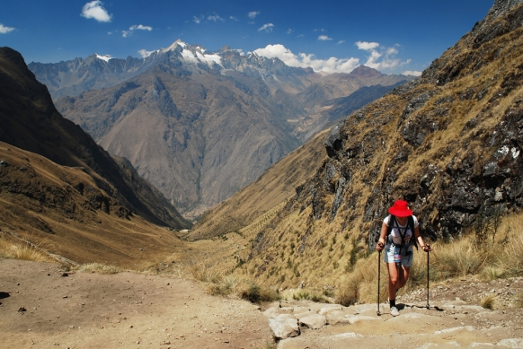 Walking the Inca Trail Featured Image