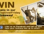 Win a Pair of Festival Tickets, Every Friday! Featured Image