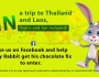 Win a Trip to Thailand and Laos! Featured Image