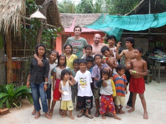Building an Orphanage in Cambodia Featured Image