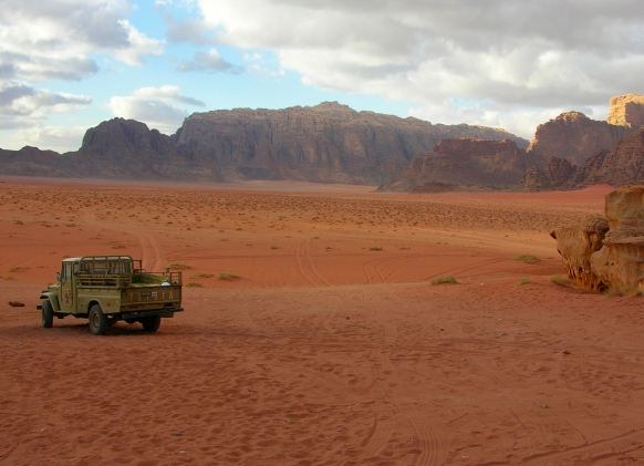 Diary of an Overlander in Africa Featured Image
