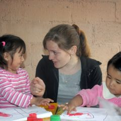 Volunteer in Creche