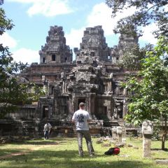 The Tomb Raider Temples!