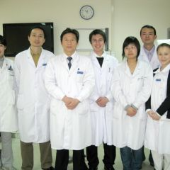Medical Work Experience in China