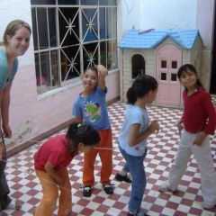 Orphanage projects in Mexico