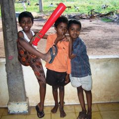 Kids In India