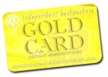 list_image for Independent Backpackers Gold Card