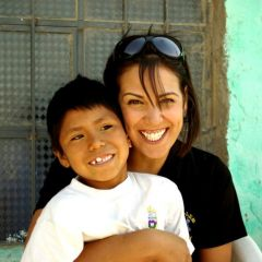 Orphanage & Community School, Peru