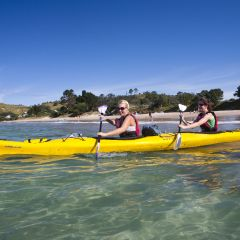 Kayak, Cathedral Cove