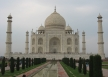 Visit the famous taj mahal