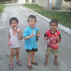 Large moldova orphanage volunteers  23