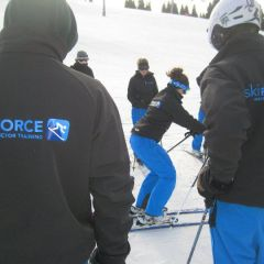 Skiforce instructor lesson
