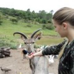 Mary and kudu