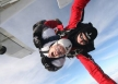 Skydive scream