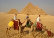 Camels pyramid