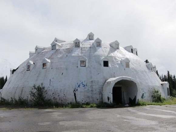 Alaskan igloo for sale, £180k Featured Image