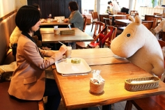 Travelling alone? This Japanese restaurant lets you dine with a stuffed animal
