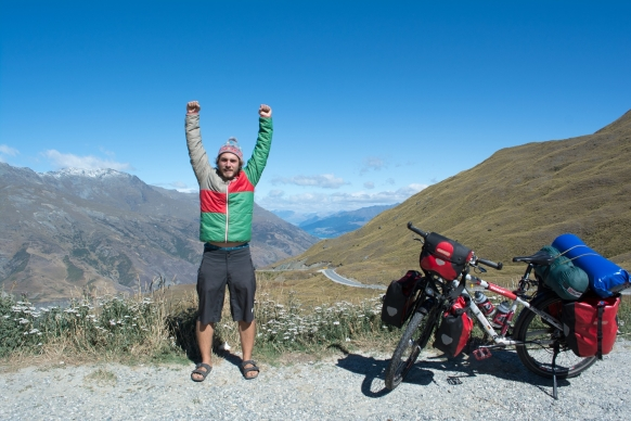 An Epic Journey Cycling Around the World Featured Image
