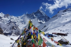 The Long Trek to Annapurna Base Camp Featured Image