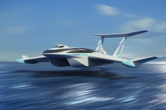 New FlyShip aims to revolutionise sea travel