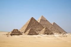 Egyptian pyramids proven to be a hoax Featured Image