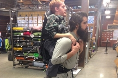 Backpackers will carry their friend suffering with muscular atrophy across Europe Featured Image