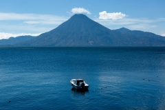 A Guide to Lake Atitlan in Guatemala Featured Image