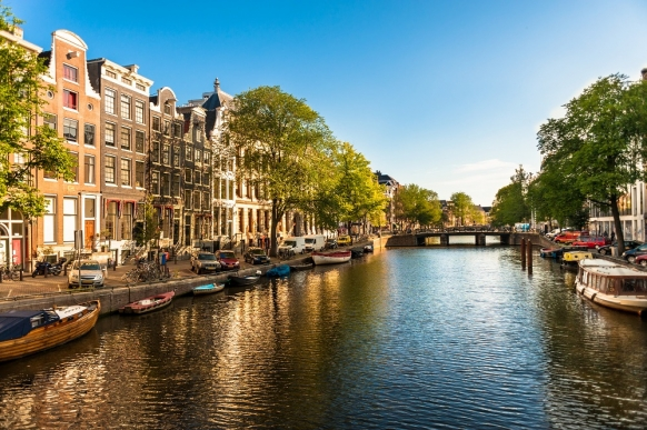 How to Spend a Weekend in Amsterdam Featured Image