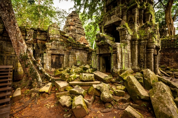 Medieval cities discovered in Cambodia Featured Image