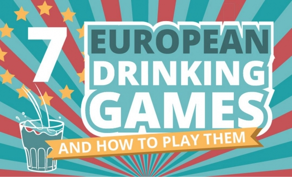 7 Drinking Games to Play in Europe Featured Image