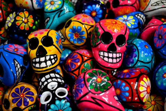 The Daunting Day Of The Dead In Mexico Gap Year