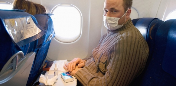 Invention stops germs spreading on planes Featured Image