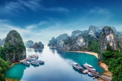 Hanging Out in Ha Long Bay, Vietnam Featured Image