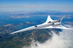 NASA's new supersonic plane could cut flight times in half