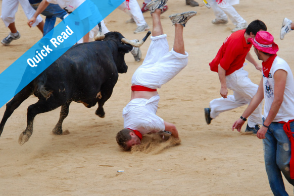 5 Facts About the Running of the Bulls Featured Image