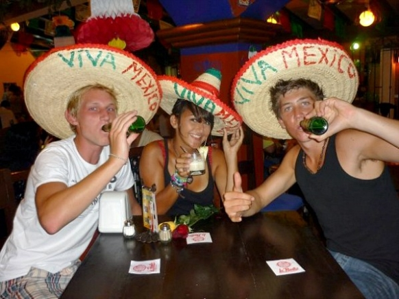 Tequila Fuelled Backpacking in Cancun Featured Image