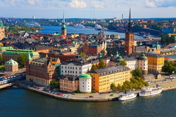Visit Stockholm on a Backpacker Budget Featured Image