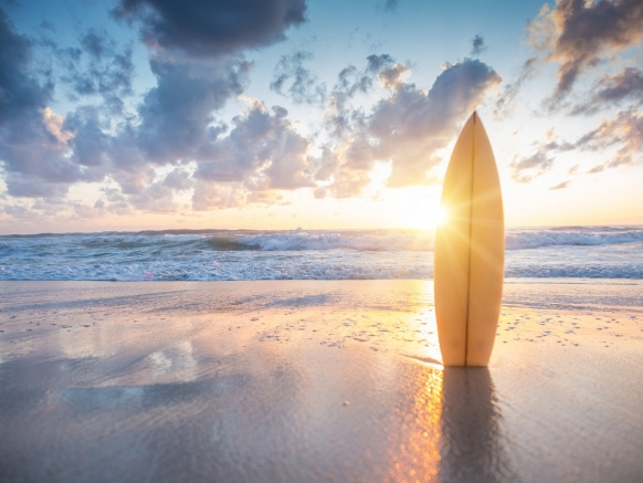 Here are 5 of the best places to learn how to surf ...