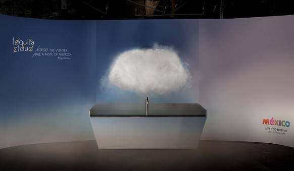 Mexico tourist board invents tequila cloud Featured Image