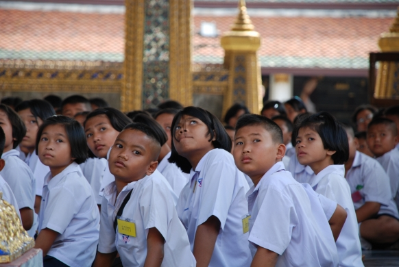 Building Schools and Character in Thailand Featured Image