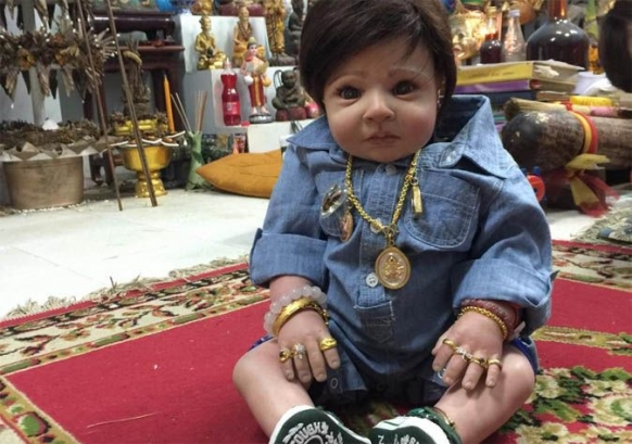 Thai people are adopting dolls with souls Featured Image
